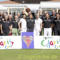 2009 - Bogeys Charity Cup