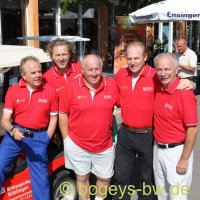 2012 - Bogeys Charity Cup
