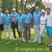 2013 - Bogeys Charity Cup